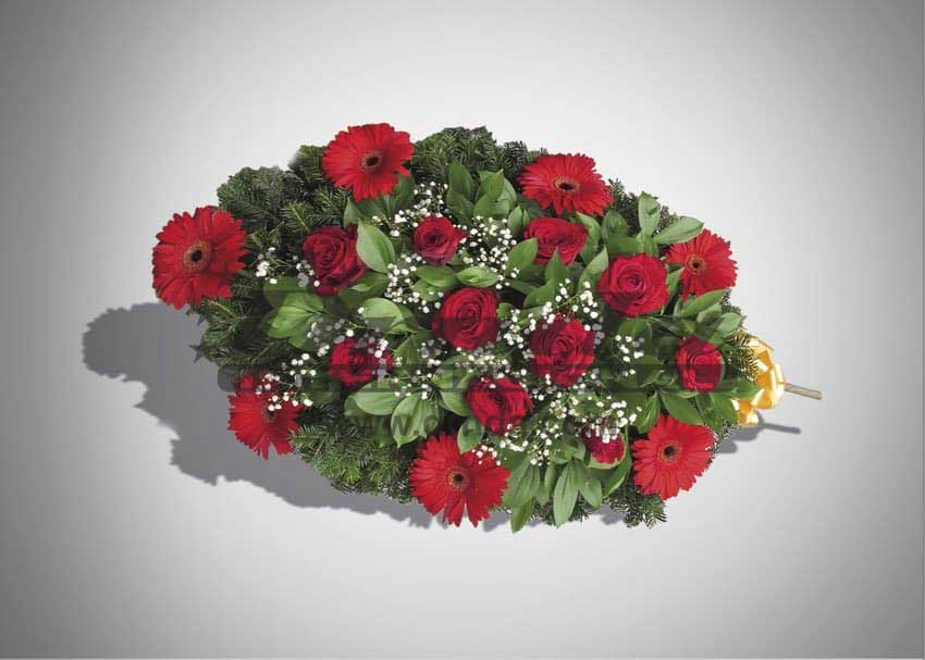Pogrebna oprema Drnda - ikebana br. 18