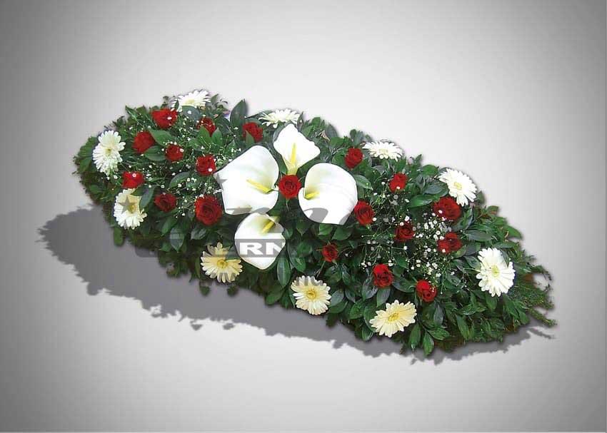 Pogrebna oprema Drnda - ikebana br. 12