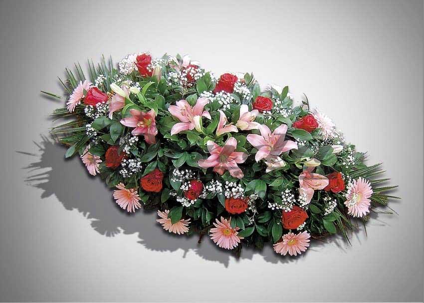 Pogrebna oprema Drnda - ikebana br. 14