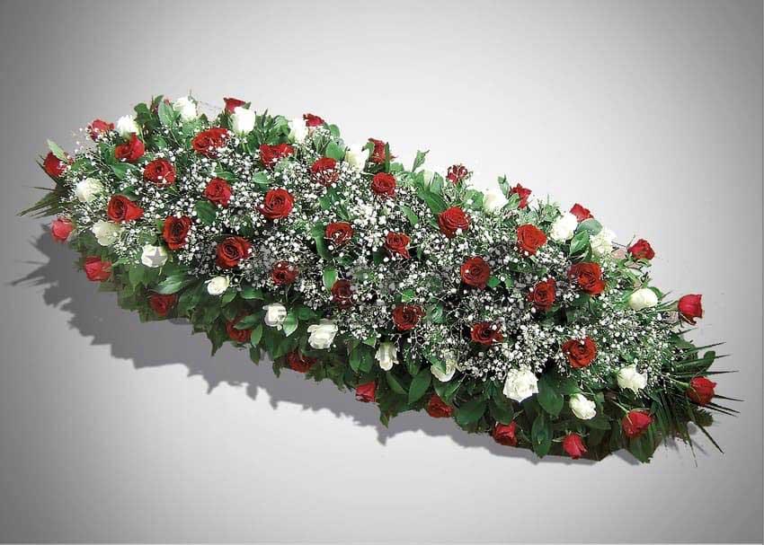Pogrebna oprema Drnda - ikebana br. 2