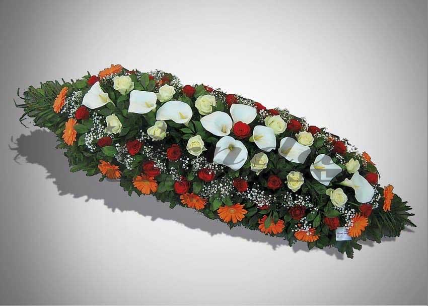 Pogrebna oprema Drnda - ikebana br. 3