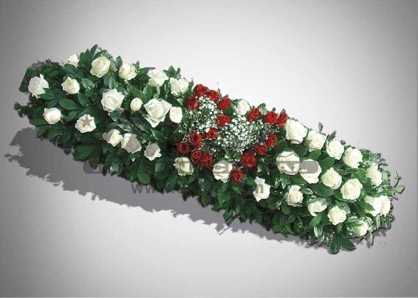 Pogrebna oprema Drnda - ikebana br. 5