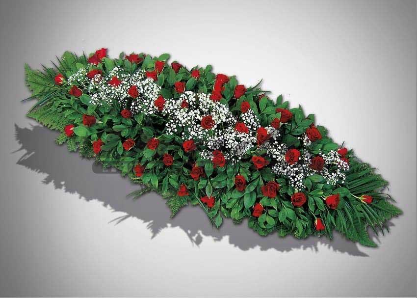 Pogrebna oprema Drnda - ikebana br. 7