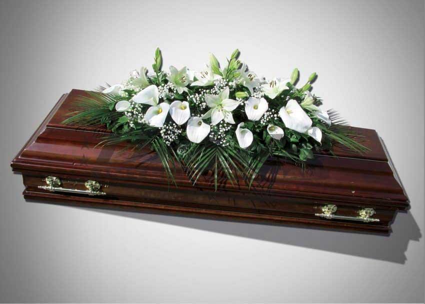 Pogrebna oprema Drnda - ikebana br. 9