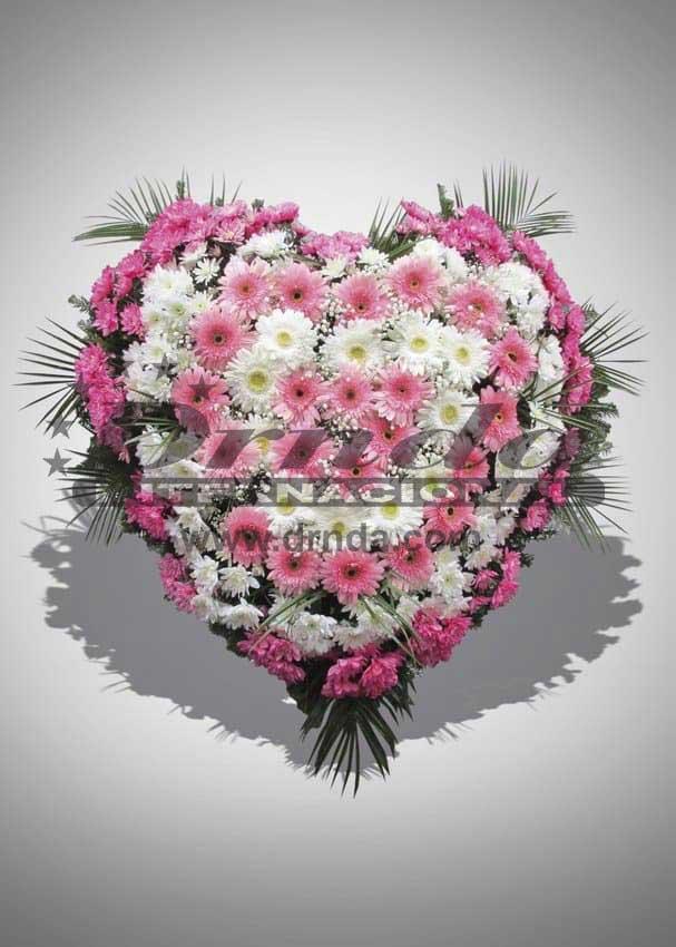 Pogrebna oprema Drnda - srce br. 2