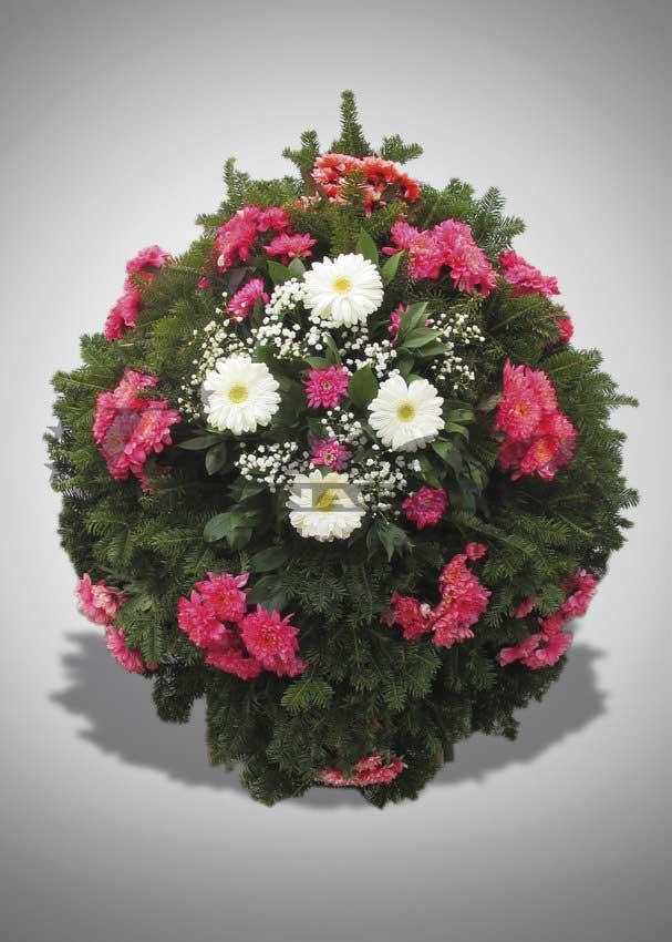 Pogrebna oprema Drnda - venac br. 24