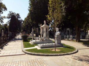 Aleja velikana u Beogradu
