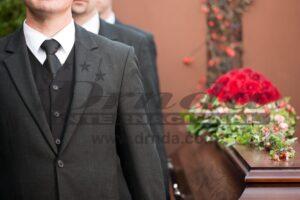 Crnina posle sahrane