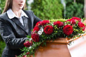 Cvetni aranžmani za sahrane - Drnda