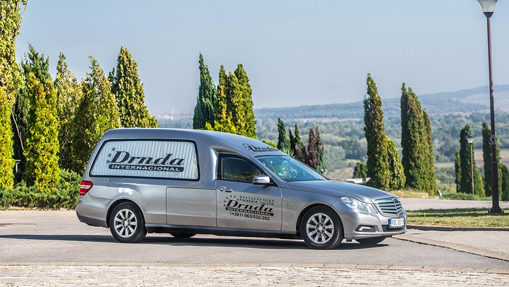 prevoz pokojnika iz inostranstva pogrebno drnda srbija