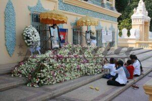 Sahrane u Kambodži