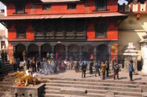 Hinduističke sahrane